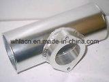Adaptador da válvula do conetor da tubulação da fundição de aço inoxidável (carcaça de investimento)