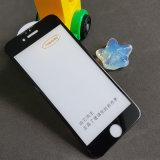 De mobiele Perfecte Pasvorm van Toebehoren 9h 2.5D voor iPhone 7 de Aangemaakte Beschermer van het Scherm van het Glas