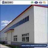 Casa prefabricada modificada para requisitos particulares con el marco de acero (edificio de la estructura de acero)
