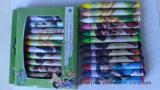 6 pastelli dei bambini di colori
