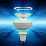 GU10 Ba15D niedrige 8W PFEILER Ar70 LED Punkt-Lichter mit hohem Lumen vom China-Lieferanten