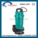 Qdx1.5-16-0.37n 1pulgadas sumergible centrífugo de salida de la bomba de agua (0.5HP)