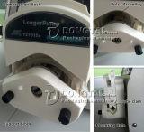 Halb automatische manuelle kleine abgefüllte Duftstoff-Füllmaschine