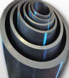 Kundenspezifisches Größen-schwarzes Farben-Wasserversorgung PET Rohr