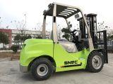 Chinois 3 Ton Chariot Diesel Prix avec moteur Isuzu japonais
