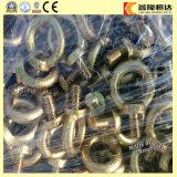 Bout van het Oog van de Kleur van het Roestvrij staal van de Prijs van de fabriek de Zink Gegalvaniseerde M10