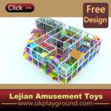 Ce château & Soft en plastique coloré Terrain de jeux intérieur (T1270-10)
