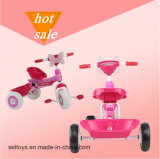 Baby Walker Easy to Ride one Three-wheeled Toys Because with Music and Light for Kids