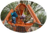 Спортивная площадка нержавеющего сетчатого канала детей Kaiqi напольная (KQ60126A)