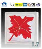 Jinghua 고품질 예술적인 L-3 그리는 유리 블럭 또는 벽돌