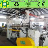 La machine de granulation populaire du plastique LLDPE pour le film d'agriculture du PE pp avec meurent le découpage de face