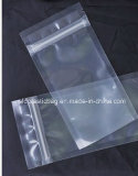 투명한 Food Packaging를 위한 Bag를 지퍼로 잠그십시오 Lock