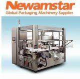 Автоматическая машина для прикрепления этикеток для производственной линии