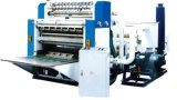 200/6 di fazzoletto per il trucco automatico che fa il tessuto Rewinder di Rewinder del documento di macchina