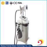 4 Machine van het Verlies van het Gewicht van Cryolipolysis van de Cavitatie van handvatten de zes-Polaire rf Vacuüm