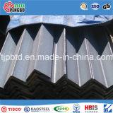 Q195, Q235, barra d'acciaio di Profileangle con le misure reali 40X4, 40X3