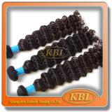 브라질 Hair의 꼬부라진 Remy Hair Products