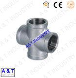 Accessorio per tubi dell'acciaio inossidabile, accessorio per tubi idraulico di rame
