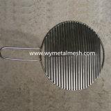 Maglia rotonda del metallo del collegare del BBQ per la griglia