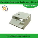 Lámina de metal personalizados de piezas de fabricación de soportes para la alimentación