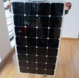 Comitato solare semi flessibile di alta efficienza dalla Cina 100W