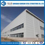 Pakhuis van de Loods van de Industriële Bouw van de Structuur van het Staal van lage Kosten het Geprefabriceerde