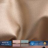 Sofá/carro/sapata/vestuário/decoração conservados em estoque de couro do lote do PVC do Sell quente