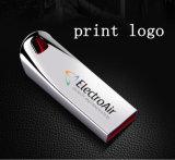 Usb-Blitzlaufwerk Minimetall-Soem-Firmenzeichen USB-Stock USB-Karten-grelle Platte USB-grelle Karte Pendrives codierte Karte USB-Daumen-Blitz-Laufwerk