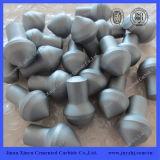 Dentes de bala de carboneto de tungstênio de alta qualidade para ferramentas de mineração