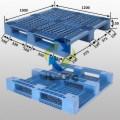 Transport de la fabrication de palettes en plastique à usage intensif avec le PEHD en provenance de Chine