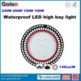 A manufatura de China 200 watts de louro elevado ilumina os Luminaires 200W do diodo emissor de luz da alta qualidade