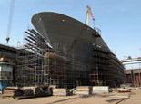 BV EH36 l'acier de construction navale