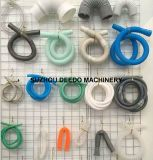 PVC PP PE HDPE Machine à tubes en caoutchouc flexible en plastique