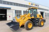 Lader van het Wiel van de Levering van de Fabriek van de Lading MP160 1600kg de Goedkope