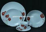 Conjunto Dinnerware porcelana, Conjunto de 20