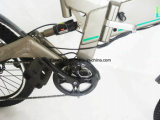 New Hot Electric Bike Foldable Mountain Electric Folding Ebike