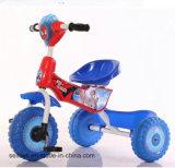 Il triciclo di bambini di plastica del fumetto scherza il triciclo di Trike del bambino
