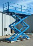 Die schwere hydraulische Nutzlast Scissor Plattform für Auto