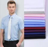ワイシャツの労働者の摩耗のための45%Polyester 55%Cottonファブリック