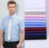 tela de 45%Polyester 55%Cotton para o desgaste do trabalhador da camisa