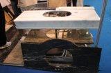 Het zuivere/Koninklijke Witte/Zwarte/Grijze/Bruine Opgepoetst/Geslepen Marmer van de Jade Tegel /Slab /Step/Countertop voor Villa/Flat