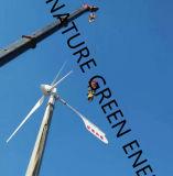 Generador de imán permanente 10kw para el sistema de las energías eólicas (torre, láminas)