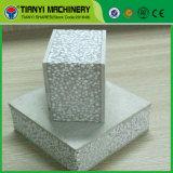 Tianyiの縦の鋳造物EPS機械セメントのサンドイッチボード
