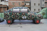 34 inflable Tactical Paintball Bunkers
