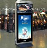 """65/84"""" для использования внутри помещений реклама плеер алюминиевая рамка ЖК-дисплей Digital Signage"""