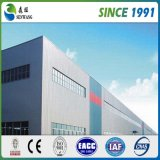 Fournisseur préfabriqué d'atelier de construction de structure métallique à Qingdao