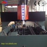 플랜지와 관 격판덮개를 위한 쉬운 운영 디지털 통제 드릴링 기계