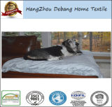 Cobertores Home cinzentos do Throw do sono do cão de animal de estimação da forma