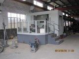 Centro de máquina horizontal completamente fechado do gravador do CNC da tampa