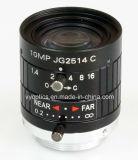 Lente do CCTV da hora 50mm Jg5016c para a finalidade da indústria